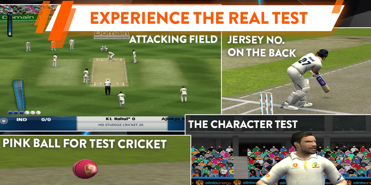 F - Experience the Real Test